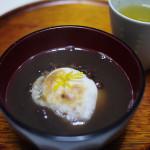 ぜんざい ~鏡開きの日に食べるデザートスープ~