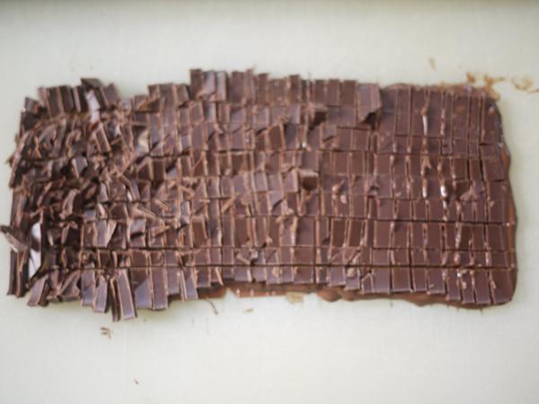 ホットチョコレート作り方