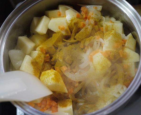 マリガトーニスープ作り方2
