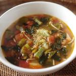 ダイエットにもアンチエイジングにも!「まごはやさしい」健康トマトスープ