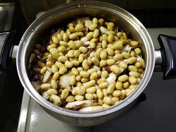 美腸スープ大豆