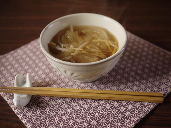 美腸スープ完成