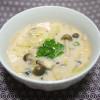 貧血とダイエットに!サバ缶のピリ辛豆乳スープ